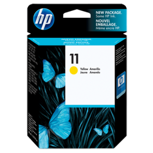 Jual HP 11 Yellow Ink Cartridge