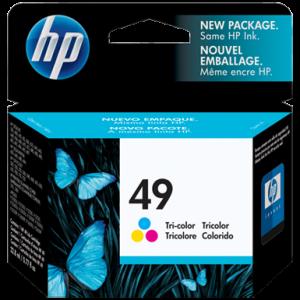 Jual HP 49 Tri-Color Ink Cartridge